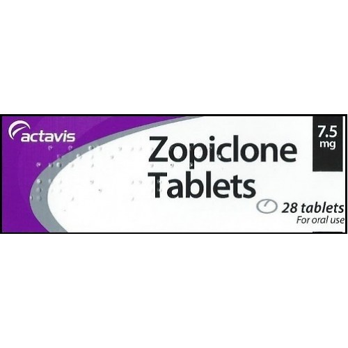 Buy 60 Indian Zopiclone Tablets